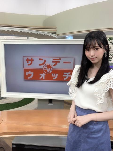 【画像】HKT48運上弘菜(22歳)さん、顔が硬直しすぎだと話題
