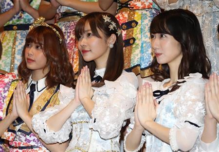 【AKB48】NHK紅白「恋チュン」全容判明!指原莉乃とBNKモバイルのWセンター、選抜32人とバックダンサー60人登場