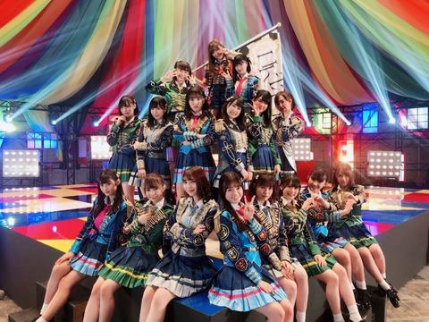 【速報】HKT48、13thシングル発売決定!!!