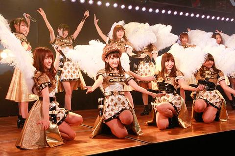【AKB48】島崎、小嶋、小笠原の卒業でチームA専任が遂に12人に