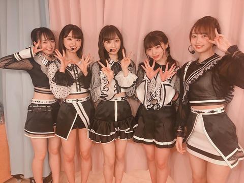 【AKB48】小栗有以と山内瑞葵ってキャラ被ってない?