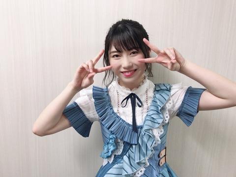 【AKB48】総監督横山由依さん、活動休止中の松井珠理奈さんに「元気になって帰ってきてほしい」と心にもない発言をする