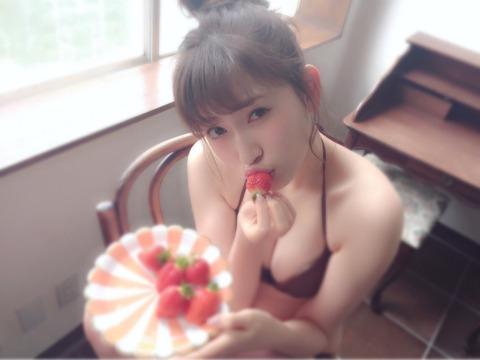 【NMB48】いちご大好き吉田朱里ちゃんがNHK教育テレビに呼ばれる
