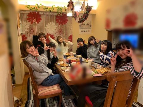 【NGT48】この女子会に呼ばれたらどこに座るンゴ!?