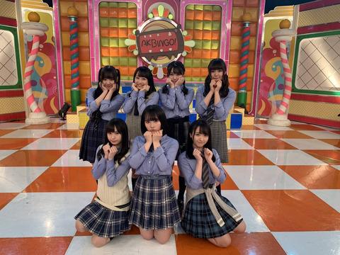 【AKB48G】Sucheese(すちーず)解散不可避だから新しい若手ユニット考えてよ