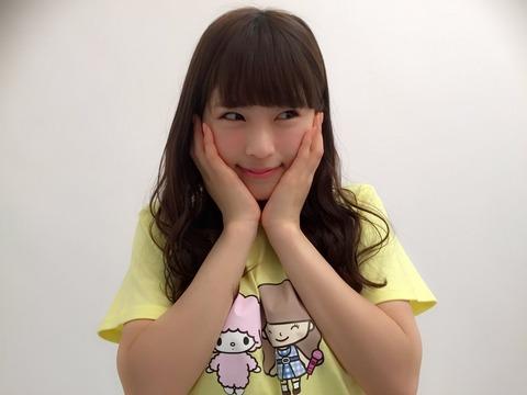 【NMB48】なぎちゃんって顔自体はそんなだけど何故かカワイイよな【渋谷凪咲】