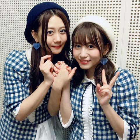 【SKE48】大場美奈と古畑奈和ならどっちが好き?