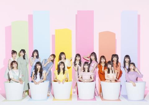 【NMB48】新曲「だってだってだって」のアーティスト写真が可愛すぎると話題に!