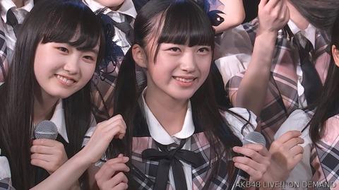 【AKB48】チームKドラフト3期研究生の末永祐月ちゃんに初期ぱるるの面影を感じるんだが