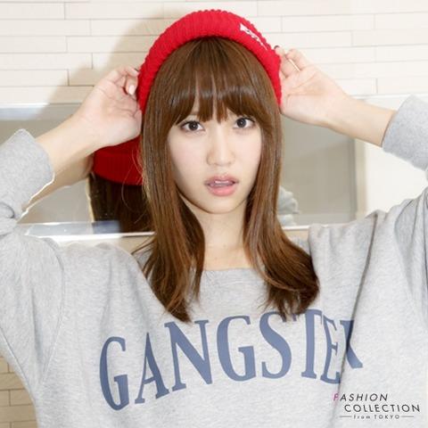 【AKB48】永尾まりや「アイドルって可愛くなくてもトップになれる」