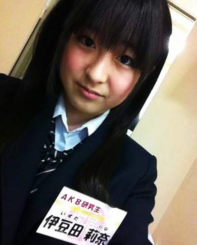 【AKB48】研究生の時のいずりなが可愛い!!!【伊豆田莉奈】