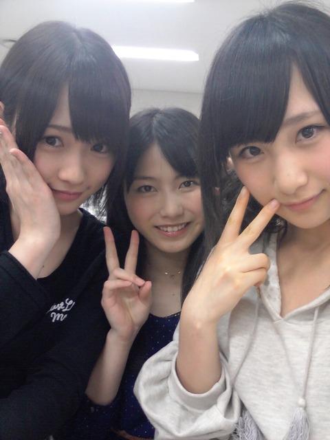 【AKB48G】先輩後輩の関係なのに親友な組み合わせって