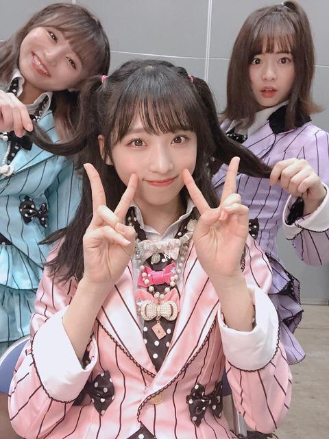 【AKB48】もし坂口渚沙、小栗有以、下尾みう、倉野尾成美から食事に誘われたら…