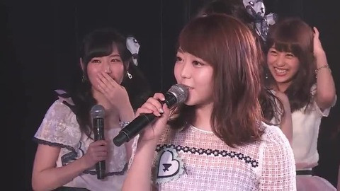 【AKB48】渋谷凪咲「峯岸みなみは世間的にイメージ悪い」