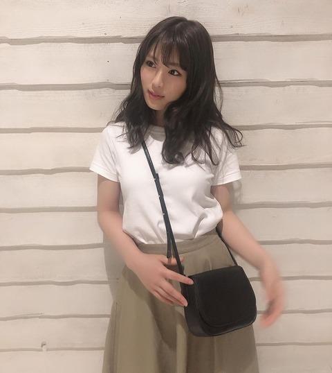 【NMB48】なぎちゃんのπスラキタ━━━━(゚∀゚)━━━━!!【渋谷凪咲】