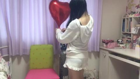【SKE48】白井琴望がSHOWROOMを終了し忘れて放送事故配信!!!