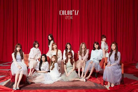 【IZ*ONE】日本デビューシングル「好きと言わせたい」の詳細が発表