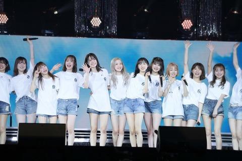 【悲報】AKB48チーム8、「六本木アイドルフェス」「ミクチャアイドルフェス」出演見合わせ