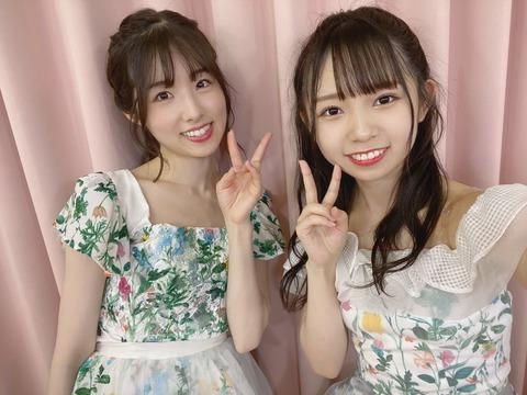 【AKB48】せなたんを妹にできる or さっほーと結婚できる、どっちがいい?【石綿星南・岩立沙穂】