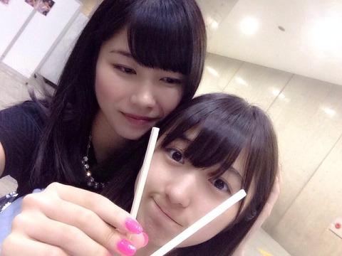 【AKB48】ゆいはん「涼花ええ身体になってきたやん」