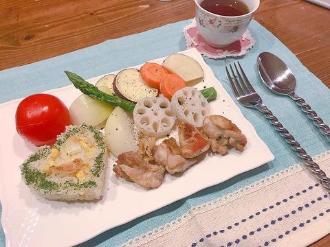 【NGT48】加藤美南さんの朝食が意識高すぎると話題に