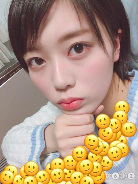 【AKB48】早坂つむぎちゃん(JC)のおいしそうな唇wwwwww