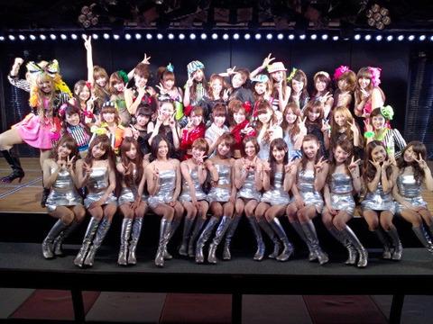 AKB48の都合でSDN48はあっさり解散させられたのに、なぜNGT48は必死で存続し続けようとするのか?