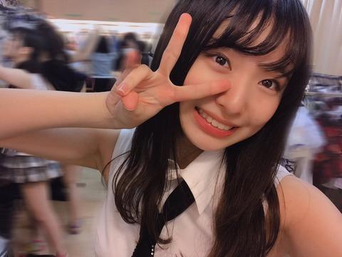 【AKB48】久保怜音ちゃん、ありがとう、良いワキです。