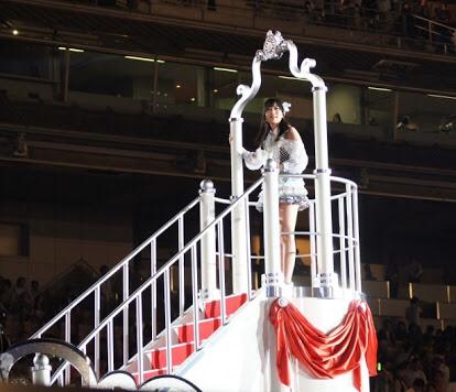 【AKB48総選挙】一位のメンバーってゴンドラに乗るじゃん、公民館だとどうなるの?