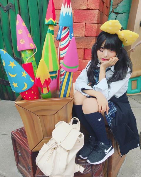 【朗報】元HKT48岡田栞奈ちゃん、相変わらず可愛い