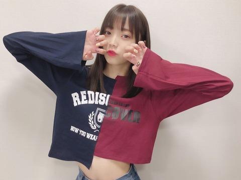 【AKB48】もえきゅんがとんでもない服を着てるwww【後藤萌咲】