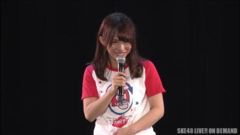 【SKE48】松村香織(17歳120ヶ月)が生誕祭で総選挙の出馬を宣言!