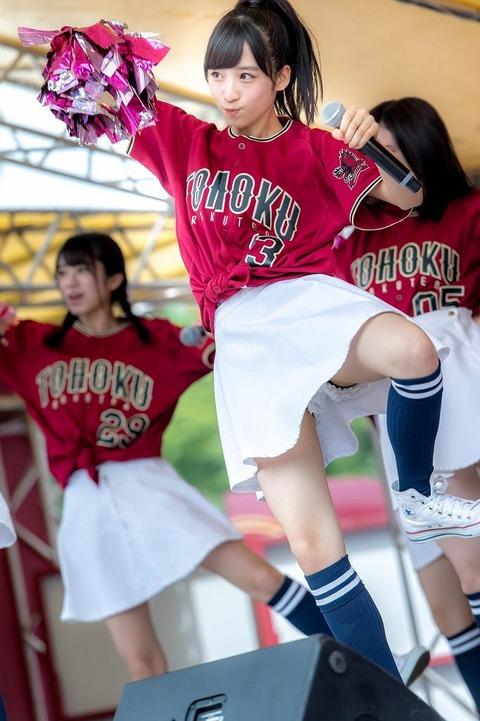 【AKB48】小栗有以ちゃん「10代のうちにバク転ができるようになりたい」