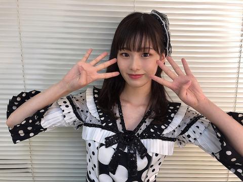 【AKB48】浅井七海って言うほど可愛いか?