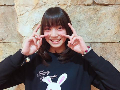【AKB48】後藤萌咲のすっぴんがめっちゃ可愛い!!!