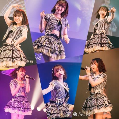 【朗報】倉野尾成美ちゃんのかわいさが限界突破【AKB48・チーム8】