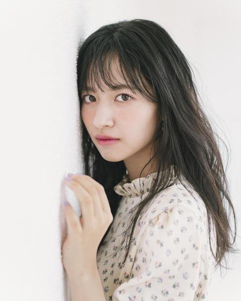 【朗報】乃木坂46・4期生、金川紗耶さんがRay専属モデルに就任