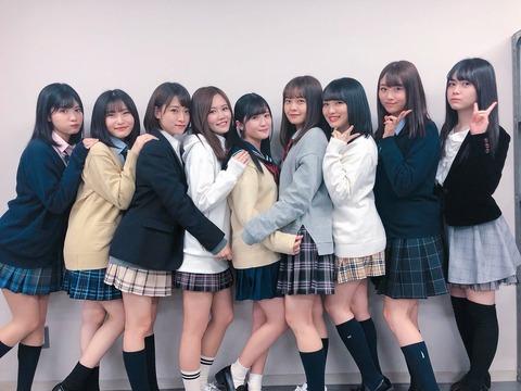 【AKB48】いちごちゃんずが制服コスプレ!どの子と付き合いたい?【15期】