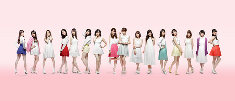 【AKB48】39th「Green Flash」5日目の売上は12943枚