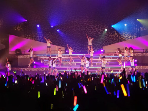 NMB48東日本ツアーファイナル アメスタ生中継決定!