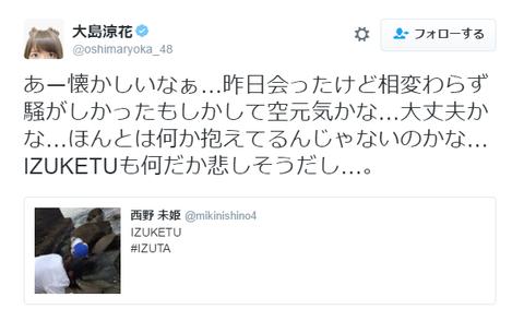 【AKB48】もしもいずりなの全裸写真が流出したらお前らどうする?【伊豆田莉奈】