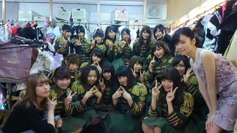 【AKB48】平田梨奈「チームAに異動してよかった事は今のところない」