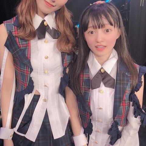 【HKT48】身長170cm超えの田中菜津美にモデルの仕事が来ないのはなぜ?