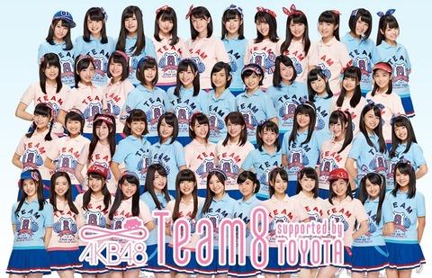 【AKB48】チーム8のMCで普通に「まとめられてた」「スレ立て」という用語が飛び交う問題