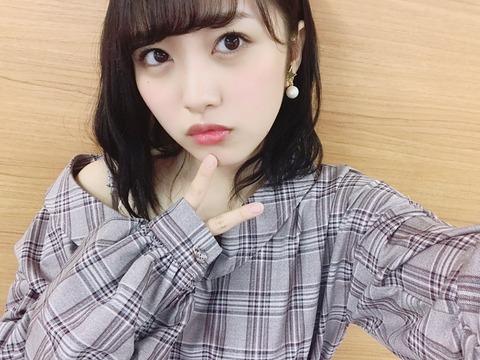 【悲報】AKB48向井地美音さん、今年は選対がない