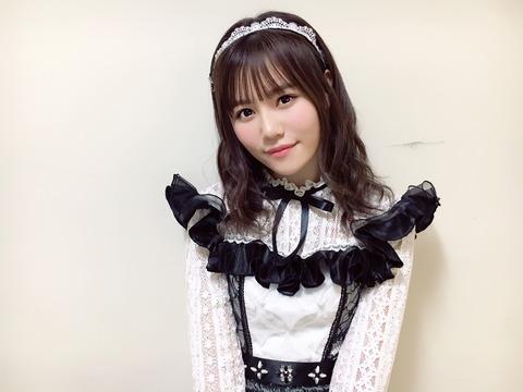 【AKB48】込山榛香「来年は私達でレコード大賞を取りたい!と強く思いました」