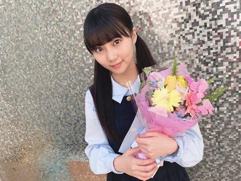 【朗報】HKT48田中美久が映画出演決定!!!【みくりん】
