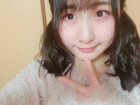 【AKB48】山邊歩夢「うさぎメイクしてみました!どうですか?」