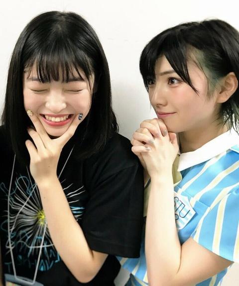 【AKB48】岡田奈々の恍惚の表情をご鑑賞下さい【画像】