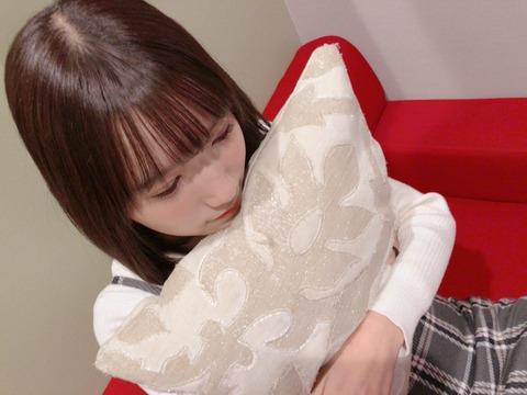 【悲報】HKT48田中菜津美「最近髪の毛薄くなった気がする」